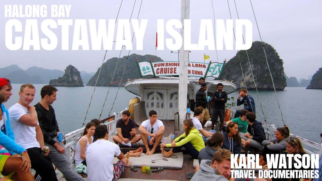 Vietnam Castaway Island Tour