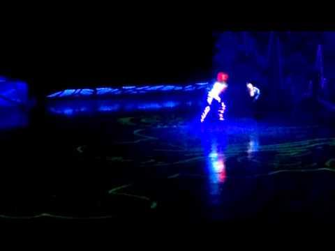 ледовое шоу снежный король 2 Светящиеся