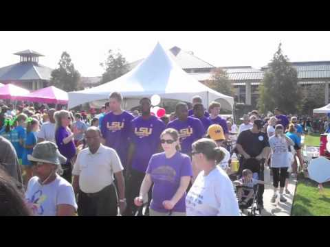 Men's Basketball  Step Out Walk to Fight Diabetes