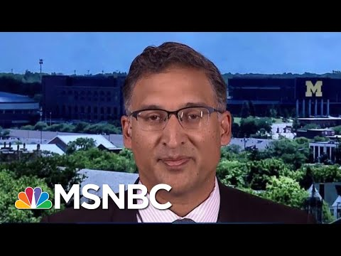 Obama Lawyer Neal Katyal On Denying Migrant Kids Soap & Blankets | The Beat With Ari Melber | MSNBC