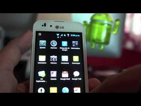 Custom Rom Marvel V7 para LG Optimus Black
