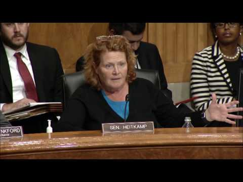 Heitkamp Pushes Officials for Solution to Stop Harmful New Federal Fertilizer Standards