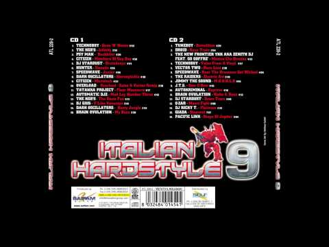 Italian Hardstyle 9 Mixed by Techoboy