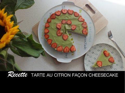 tarte-citron-vert-façon-cheesecake---recette-raw/-vegan/-gluten-free