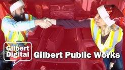 Carpool Karaoke: Gilbert Mayor + Trash and Recycling Driver