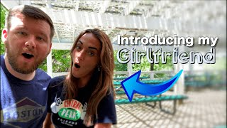 Meet my girlfriend! || Our road trip to the Memphis Zoo and Titanic Museum