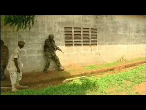 Troops prepare to deploy to Somalia 25.06.12