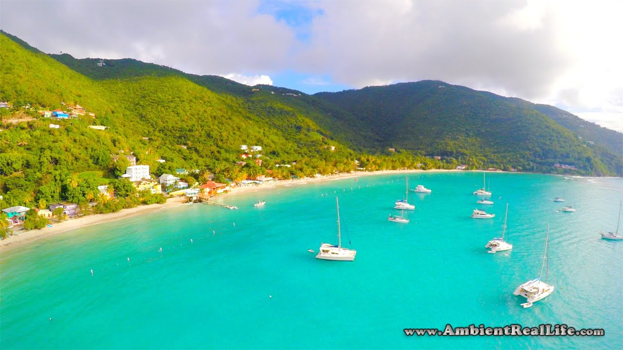 Obtaining work in the BVI, Work in the British Virgin Islands