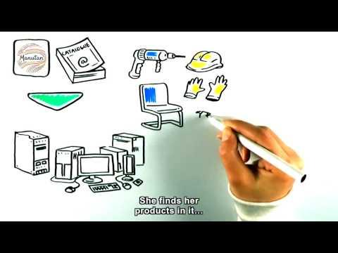 E-procurement according to Manutan