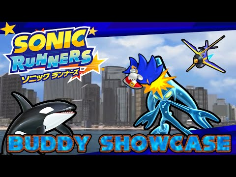 Sonic Runners: Sonic Adventure Event [Android / 1.1.3t] - Orca, Chaos 0 & RC Tornado 2 Showcase