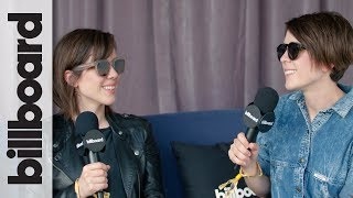 Tegan & Sara Reflect 10 Years After 'The Con' on Soul Sisters Podcast I Billboard