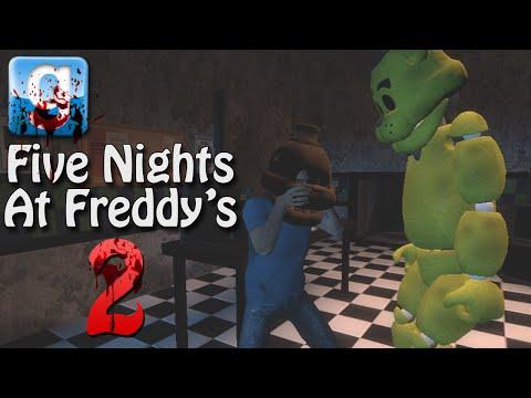 5 nights at freddys 3 funny videos