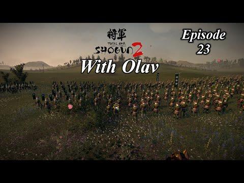 Shogun 2 Total War Ep23 Rushing Kyoto!
