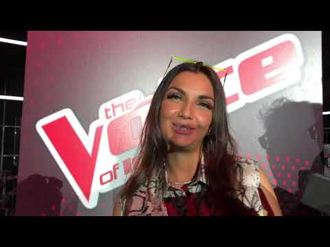 The Voice of Italy: Intervista a Elettra Lamborghini e Gué Pequeno