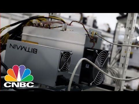 Secretive Chinese Bitcoin Mining Company Just Revealed A New Chip That Could Hurt AMD, Nvidia | CNBC