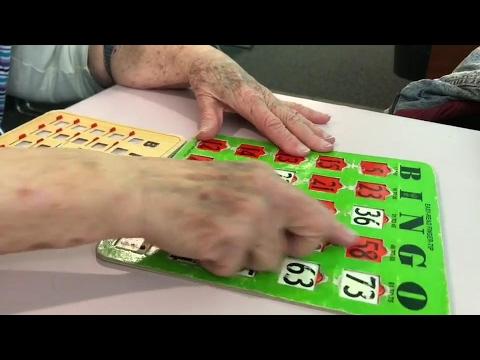 Bingo at New London Senior Center