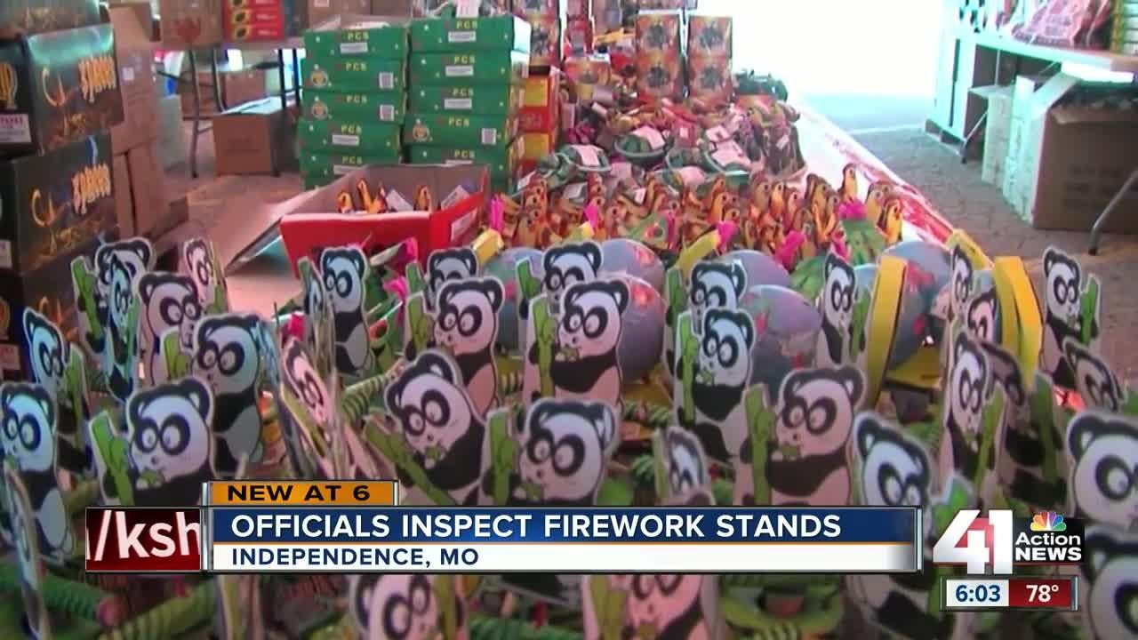 Fireworks tents open in Missouri & Fireworks tents open in Missouri - YouTube