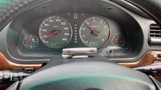 レガシィ ツーリングワゴン  Bh5 Bj20 ツインターボ At  0-100km 加速