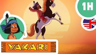 YAKARI - 1 Hour - Compilation #01