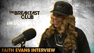 Faith Evans Talks Biggie