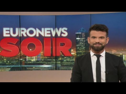 Euronews Soir : l'actualité du lundi 21 octobre 2019