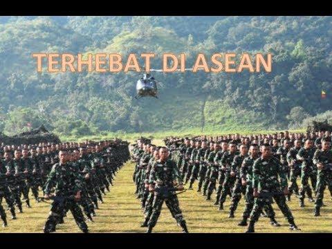 """Baru Saja !! TNI Umumkan Kembali Pecahkan Rekor Militer Dunia"""" 5 Negara ASEAN Tersingkir"""