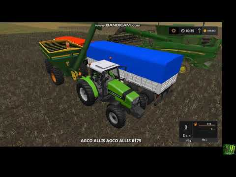 Farming Simulator 2017 argentina  /leagame plays\