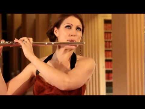 Katherine Bryan video Liebermann Flute Concerto 3rd Mvt
