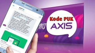 Download lagu Cara Mendapatkan Kode PUK Axis yang Terblokir