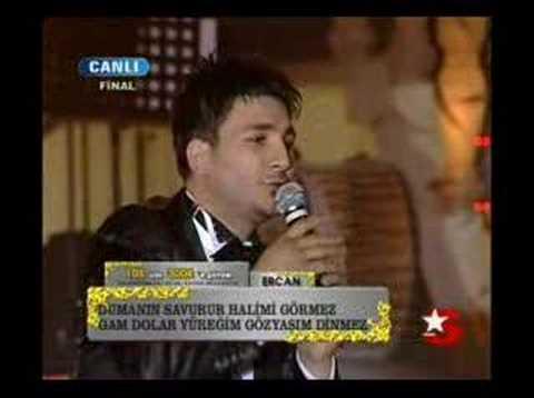Popstar Ercan kara tren 27.04.2008