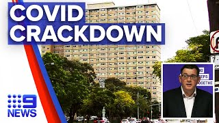 Coronavirus: Two postcodes added to Victoria's lockdown