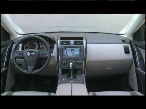 New Mazda CX 9 2010 Interior And Exterior