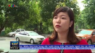 Thời Sự VTV  Hôm Nay || Bản Tin Tài Chính Kinh Doanh Trưa - Ngày 22/8/2017