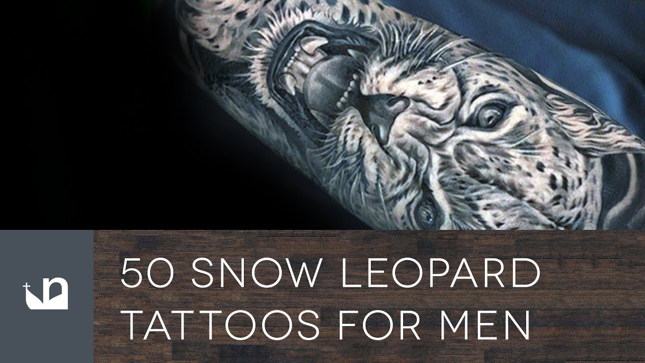 50 Snow Leopard Tattoo Designs For Men – Animal Ink Ideas 50 Snow Leopard Tattoo Designs For Men – Animal Ink Ideas new foto