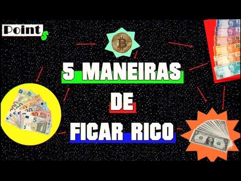 5 MANEIRAS DE FICAR RICO - POINT