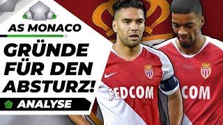 Erst Rekord, dann Abstieg?! AS Monaco in der Krise |Analyse
