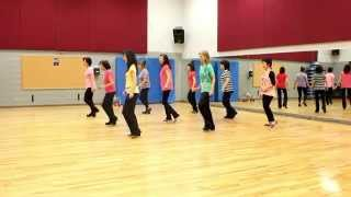 Hey Girl - Line Dance (Dance & Teach in English & 中文)