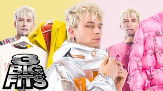 Machine Gun Kelly Shows Off His Most Insane Outfits   3 Big Fits