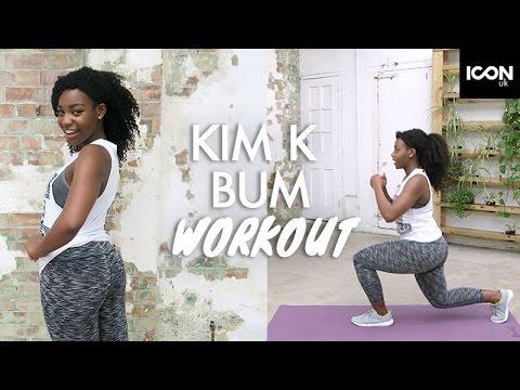 Kim Kardashian Butt Workout  Scola Dondo