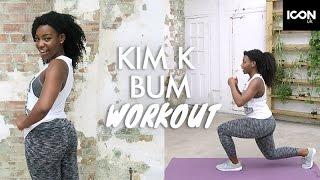 Kim Kardashian Butt Workout | Scola Dondo