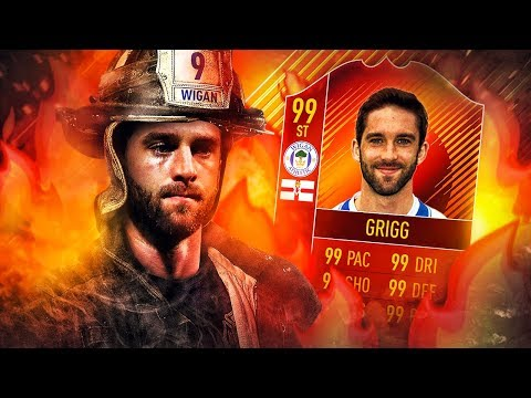 OMG 99 WILL GRIGG IS ON FIRE! THE BEST BEARDS IN FIFA! FIFA 18 ULTIMATE TEAM