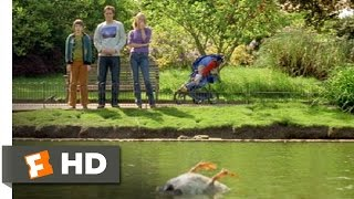 About a Boy (2/10) Movie CLIP - Marcus Kills a Duck (2002) HD