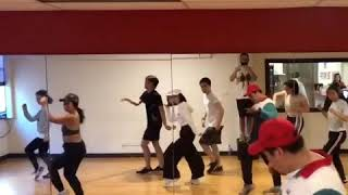 Hip Hop dance practice - Better Now (Post Malone)