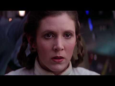 """ThatPieceOfJunk"" Falcon  - The Empire Strikes Back - Leia Rescues Luke -"