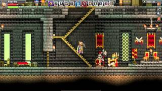 Repeat youtube video How to become a King in StarBound!