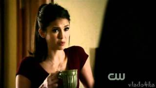 Елена издевается над Кетрин - Vampire Diaries