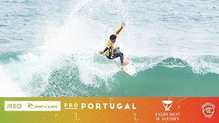 Medina vs. Duru vs. Blanco - Seeding Round, Heat 6 - MEO Rip Curl Pro Portugal 2019