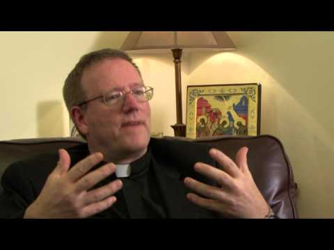The Real Face of Christ - Interview with Fr. Robert Barron, Part 2