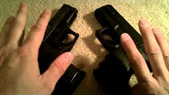 Sig 245 vs Glock 30