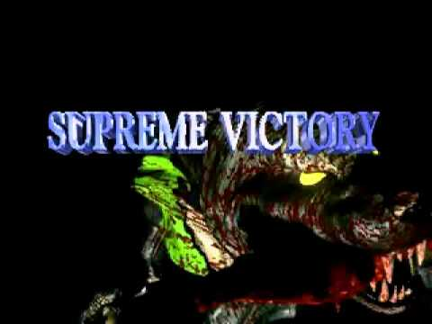 Image result for killer instinct supreme victory sabrewulf